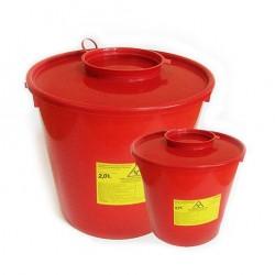 Pojemnik na odpady medyczne HA304