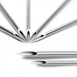 Igła kaniula w sterylnym opakowaniu PA001