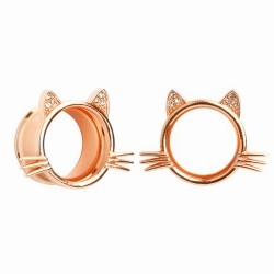 Tunel - kot rose gold
