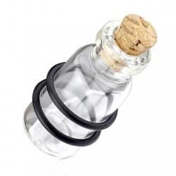 Plug - szklana butelka TT805