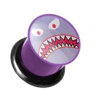 Plug z o-ringiem - Potwór