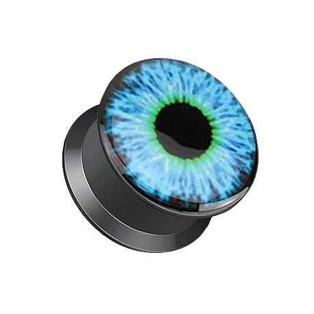 Plug z odkręcaną ścianką - Błękitne Oko