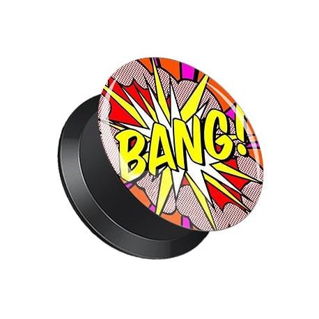 Plug z odkręcaną ścianką - BANG