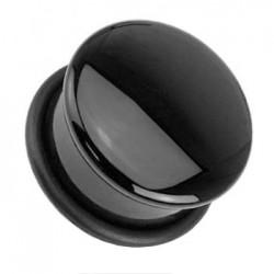 Plug z kamienia - Agat TT814