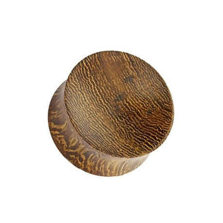 Drewniany plug - Snakewood