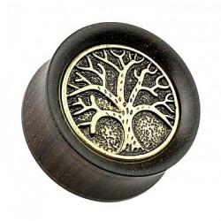 Hebanowy plug - Drzewo TT918