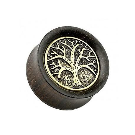 Hebanowy plug - Drzewo
