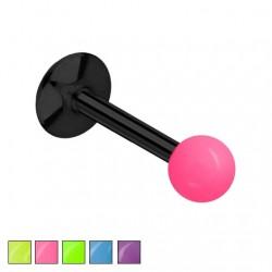 Labret - Neonowa kulka