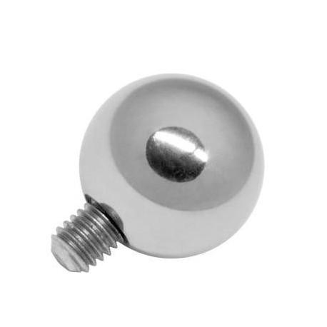Nakrętka na microdermal - Kulka