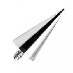 Nakrętka na microdermal - Stożek PI505