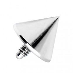 Nakrętka na microdermal - Stożek PI410