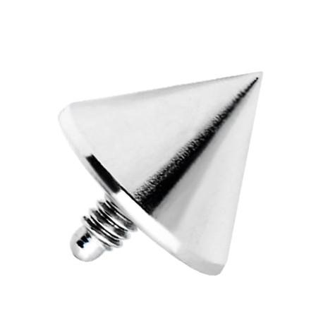 Nakrętka na microdermal - Stożek