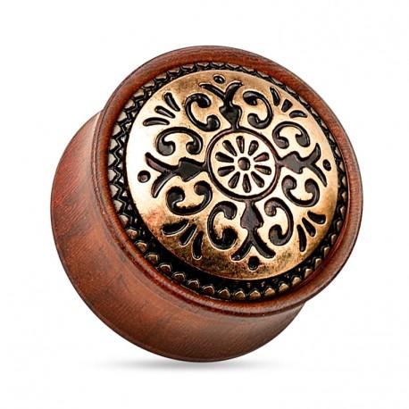 Drewniany plug - Antique Triba