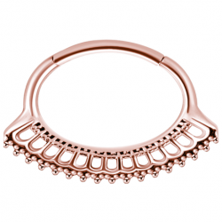 Clicker rose gold PN576