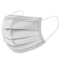 Białe maseczki ochronne CedarMed