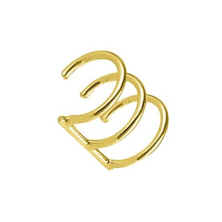 Nausznica - Trzy złote kółka