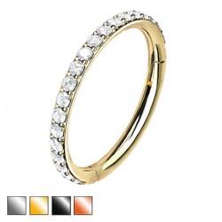 Clicker z kryształkami PK515