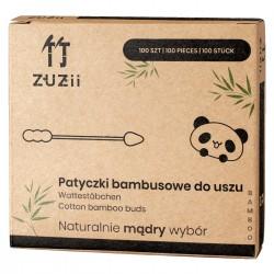 Patyczki kosmetyczne bambusowe HA130