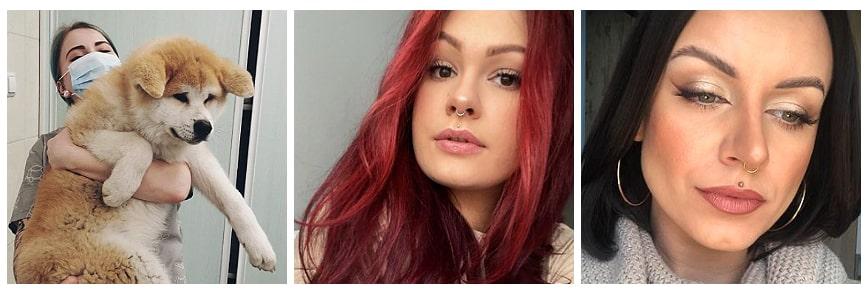 Wasze zdjęcia piercing